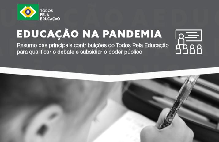 Educação na Pandemia de Coronavírus